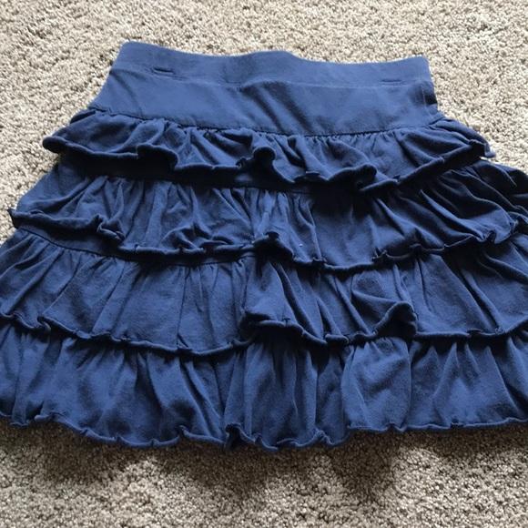 Lands' End Other - Lands End Girls Ruffle Skirt